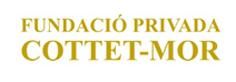 Logo de la Fundació Privada Cottet-Mor