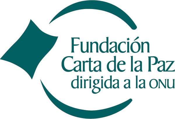 Logo Carta de la Pau en castellà